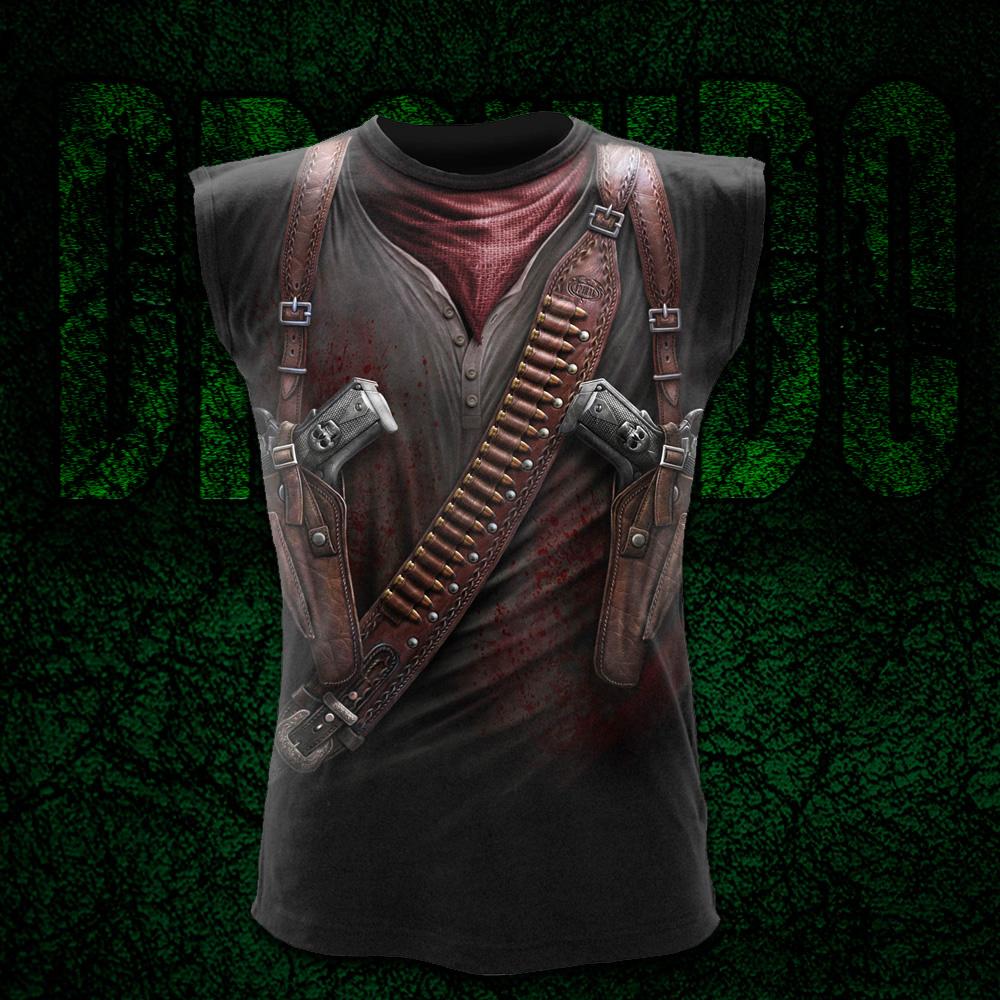 T-Skjorter - Sleeveless